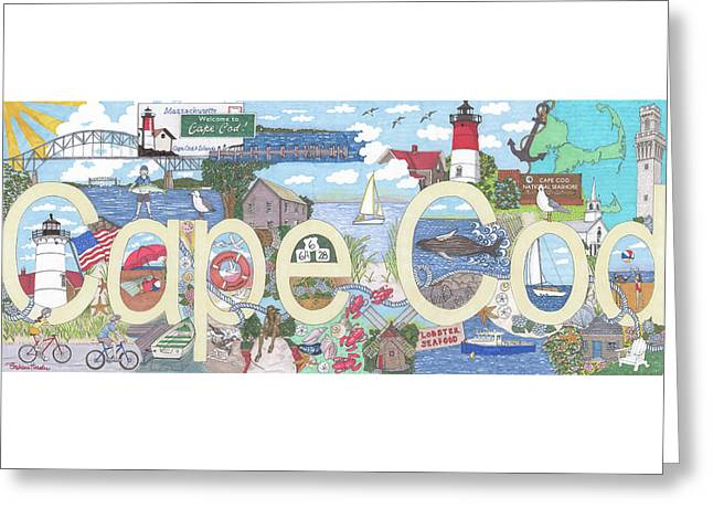 Cape Cod Greeting Card