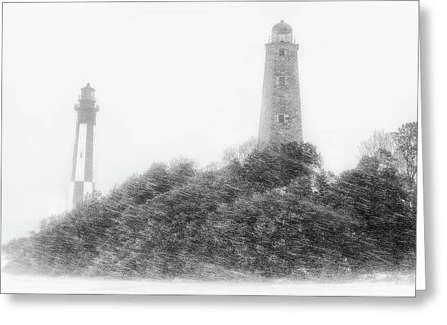 Cape Henry Greeting Card
