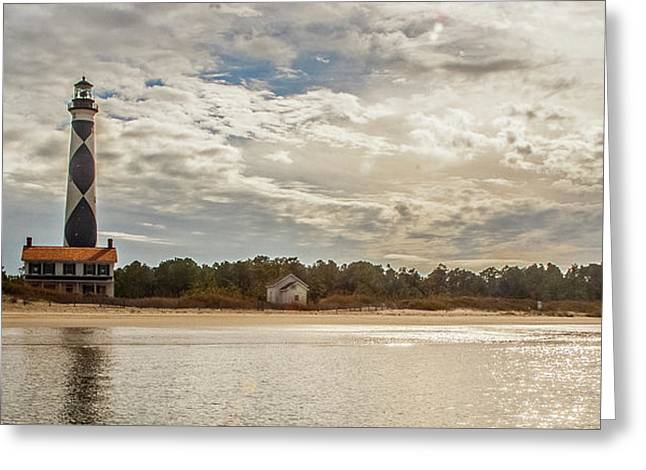 Cape Lookout Lighthouse No. 3 Greeting Card