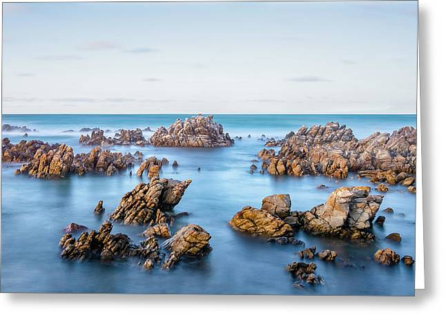 Cape Of Needles Greeting Card