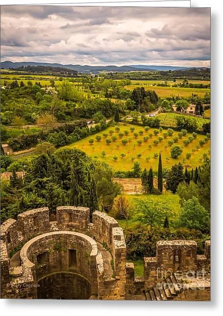 Carcassonne Greeting Card