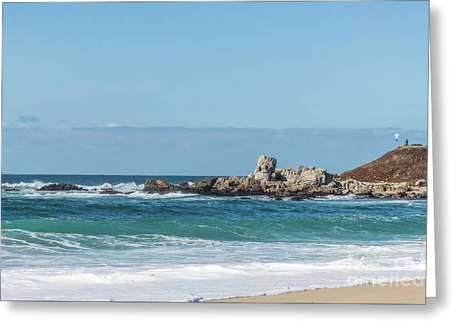 Carmel-by-the-sea Greeting Card
