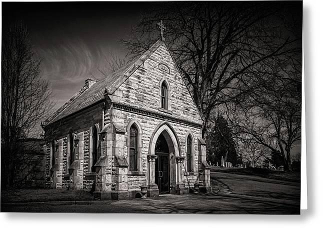 Cedar Hill Chapel Greeting Card