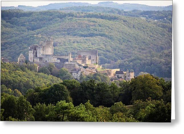 Chateau Beynac, France Greeting Card