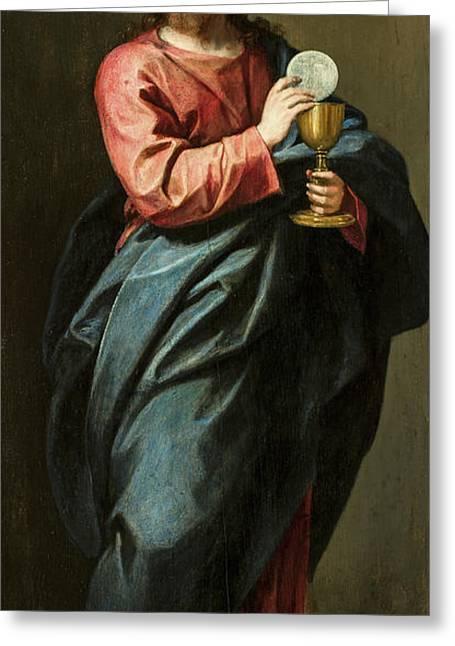 Christ The Redeemer Greeting Card