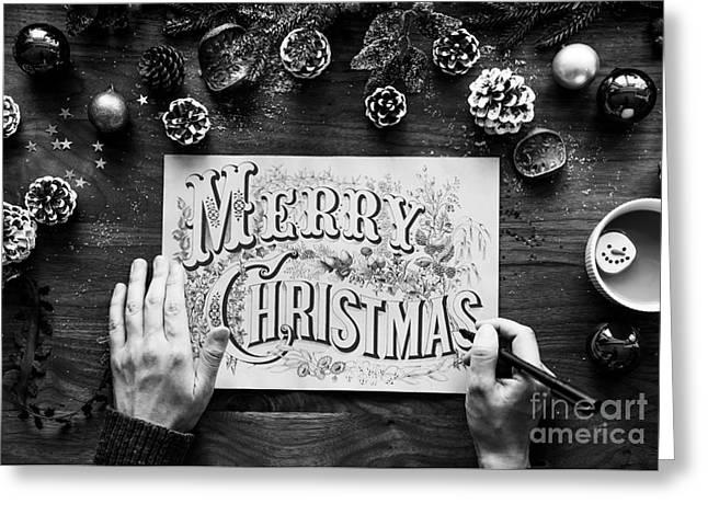 Christmas 1 Greeting Card