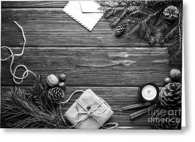 Christmas 6 Greeting Card