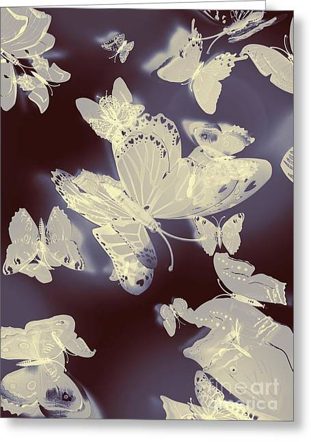 Classical Movement Greeting Card