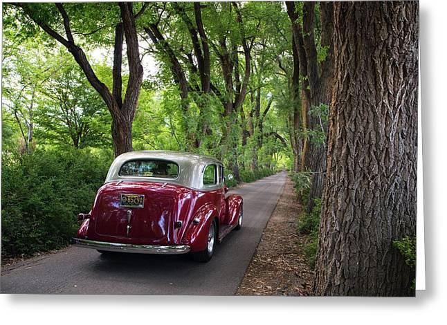 Cottonwood Classic Greeting Card