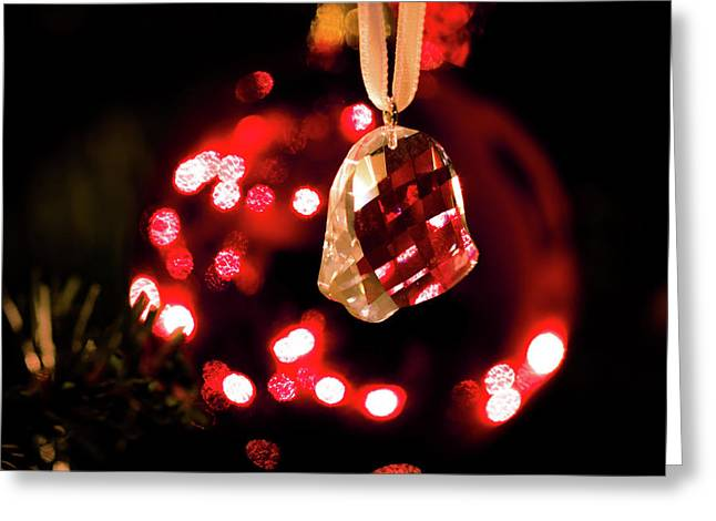 Crystal Bell Greeting Card