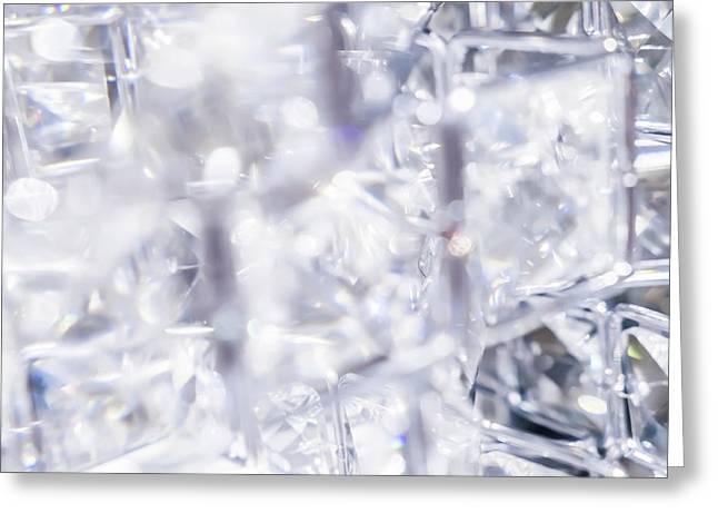 Crystal Bling II Greeting Card