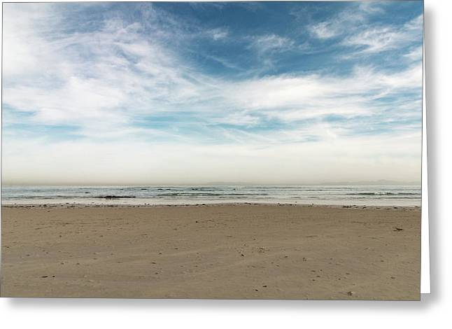 D1371 - Seascape Greeting Card