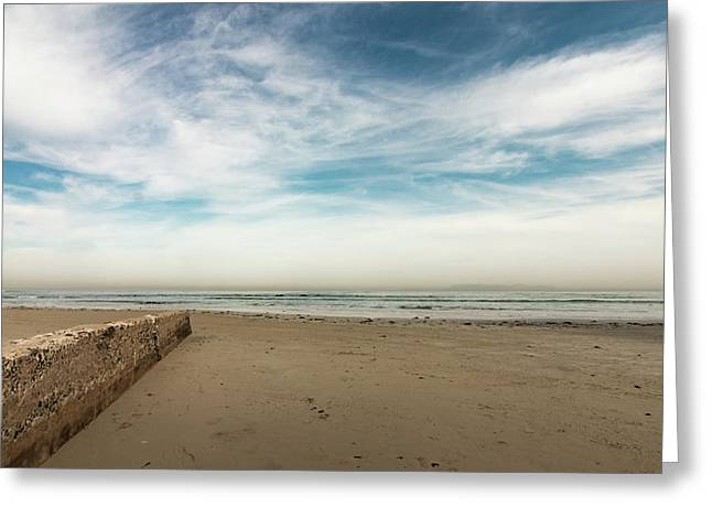 D1373 - Seascape Greeting Card