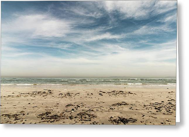 D1380 - Seascape Greeting Card