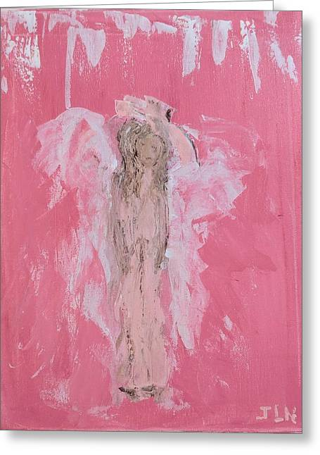 Dancing Angel  Greeting Card