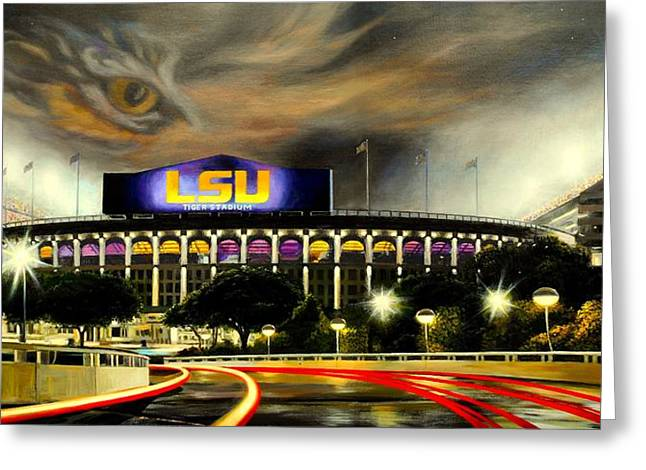 Death Valley Game Time Greeting Card
