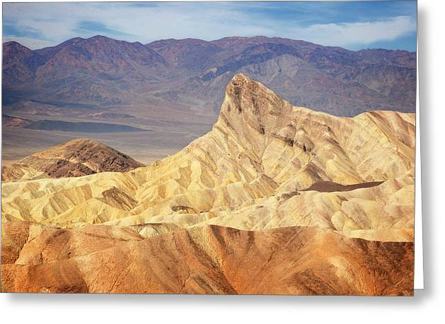 Death Valley National Park IIi Greeting Card