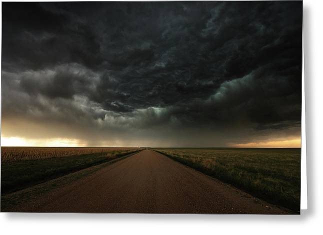 Desolation Road Greeting Card