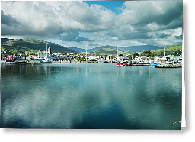 Greeting Card featuring the photograph Dingle Delight by Dan McGeorge
