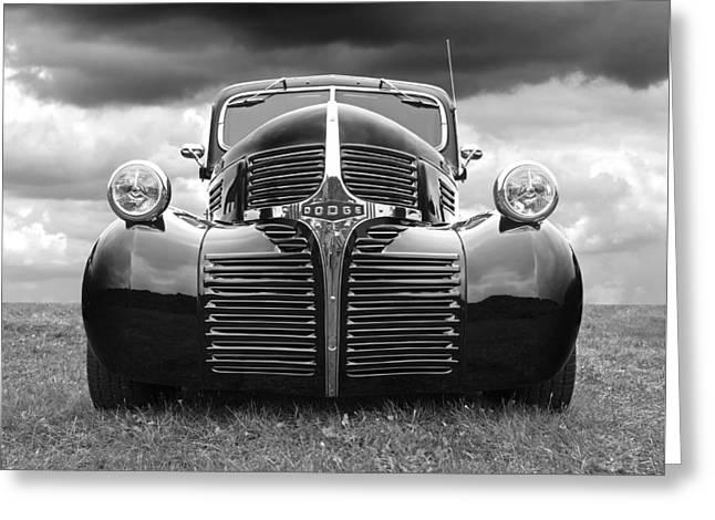 Dodge Truck 1947 Greeting Card