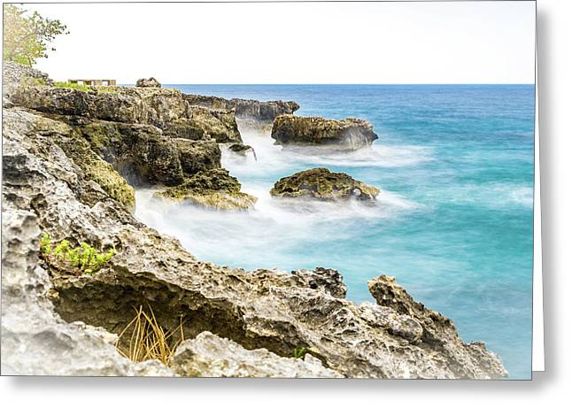 Dreaming Of Negril Greeting Card