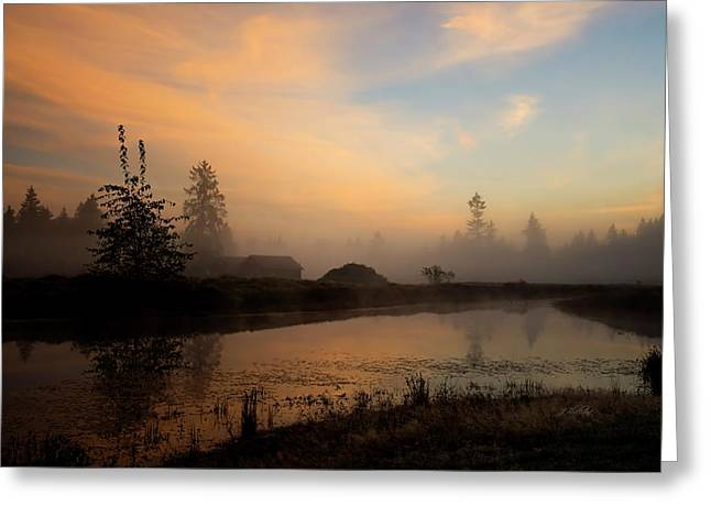 Greeting Card featuring the photograph Everyday Is A Gift - Hope Valley Art by Jordan Blackstone