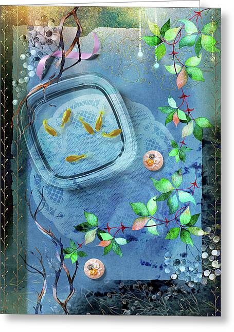 Fragility Of Life Greeting Card