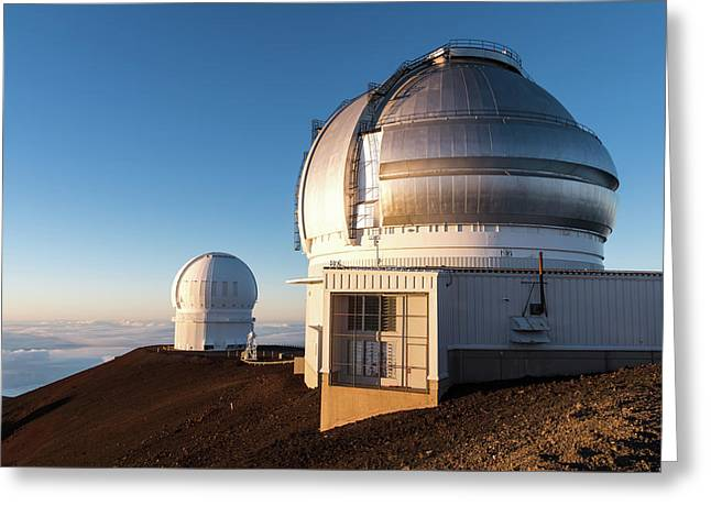 Gemini Observatory Greeting Card
