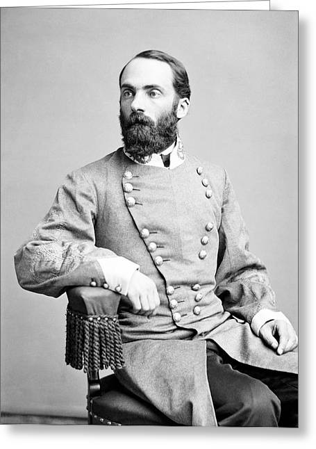 General Joseph Wheeler Portrait Greeting Card