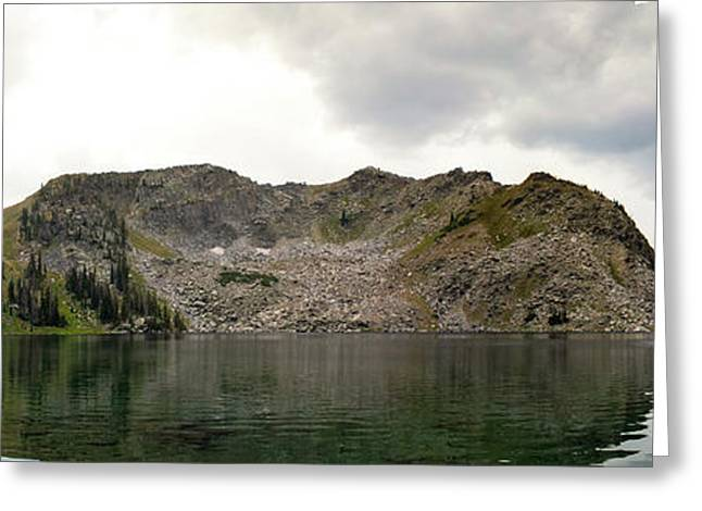 Gilpin Lake Greeting Card