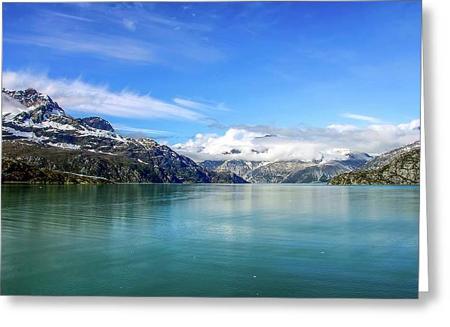 Glacier Bay 1 Greeting Card