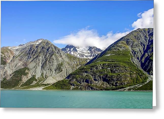 Glacier Bay 2 Greeting Card