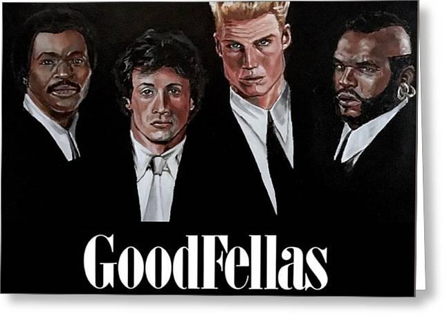 Goodfellas - Champions Edition Greeting Card