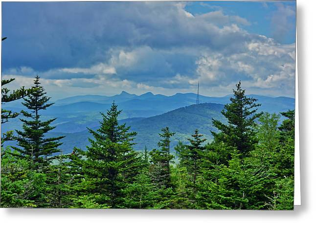 Grandmother Mountain Greeting Card