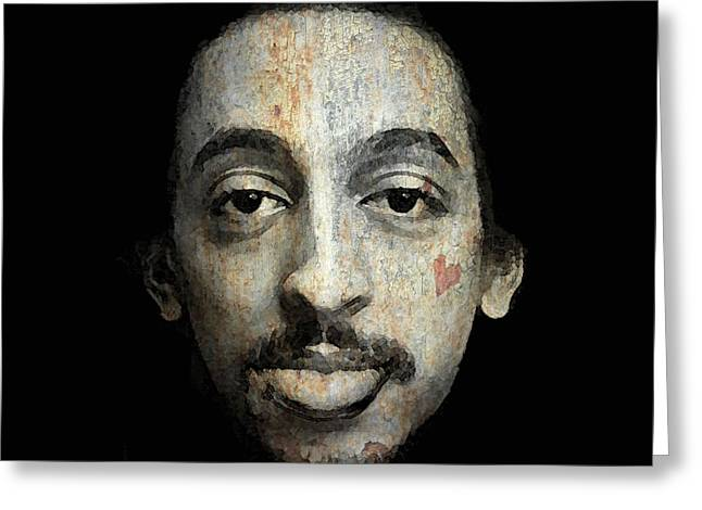 Gregory Hines Greeting Card