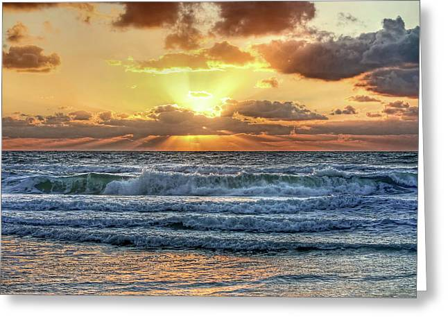 Gulf Waters Greeting Card