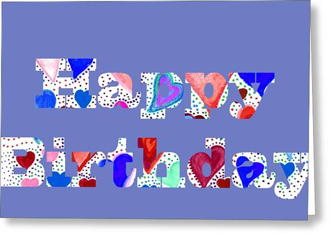 Happy Birthday 1004 Greeting Card