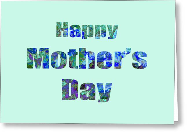 Happy Mother's Day 1002 Greeting Card