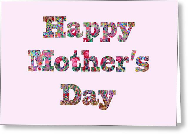 Happy Mother's Day 1003 Greeting Card