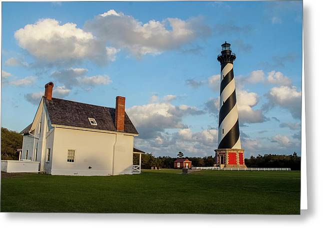 Hatteras Lighthouse No. 2 Greeting Card