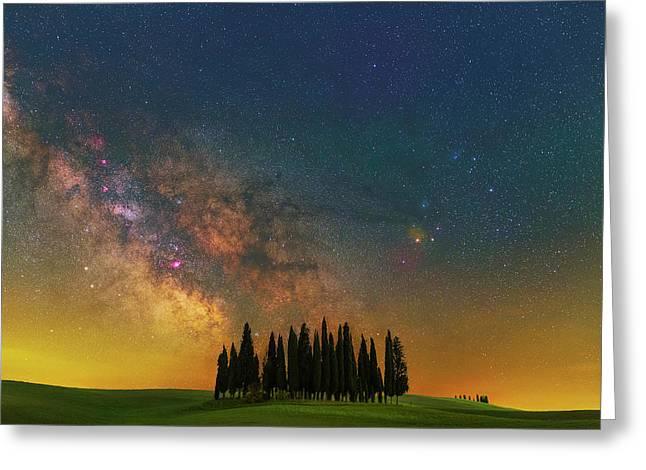 Heaven On Earth Greeting Card