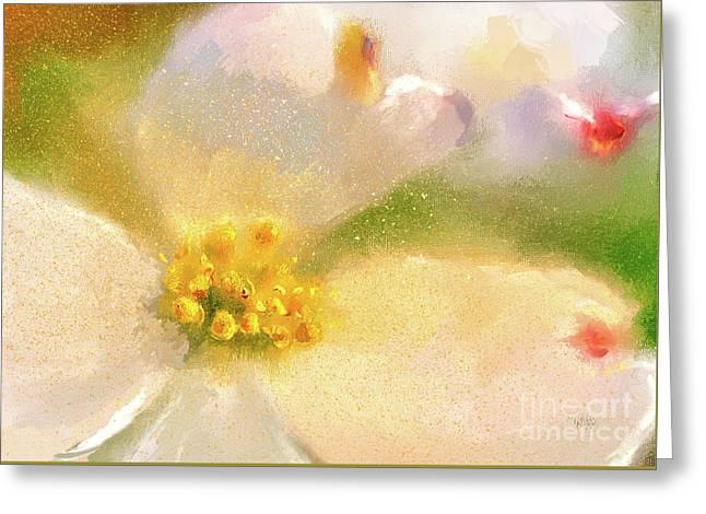 Hope Springs Eternal Greeting Card