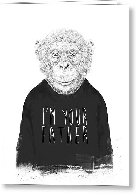 I'm Your Father Greeting Card