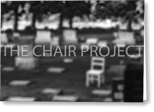 Invitation / The Chair Project Greeting Card