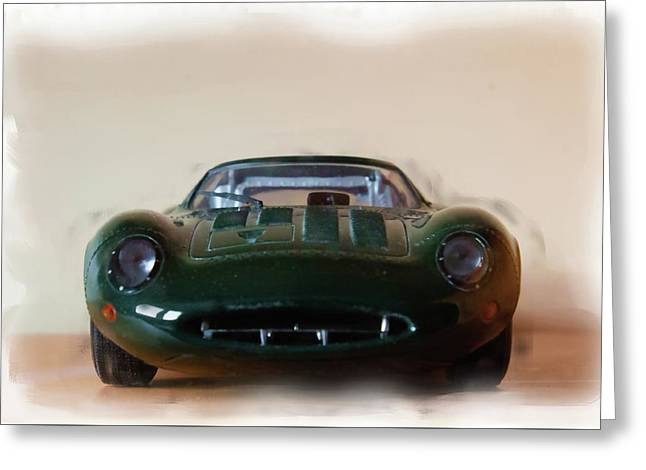 Jaguar Xj13 Greeting Card