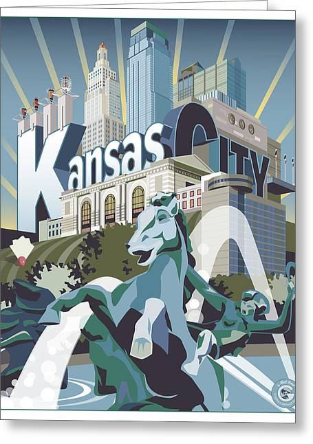 Kansas City Greeting Card