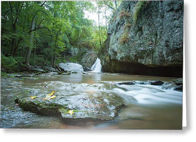 Kilgore Falls Greeting Card
