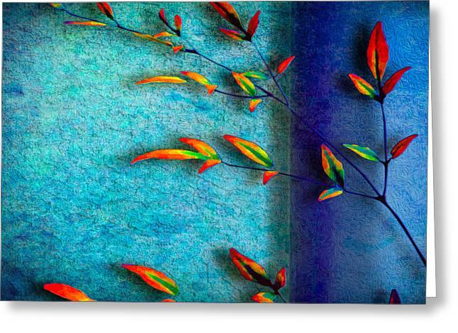 La Branche Greeting Card