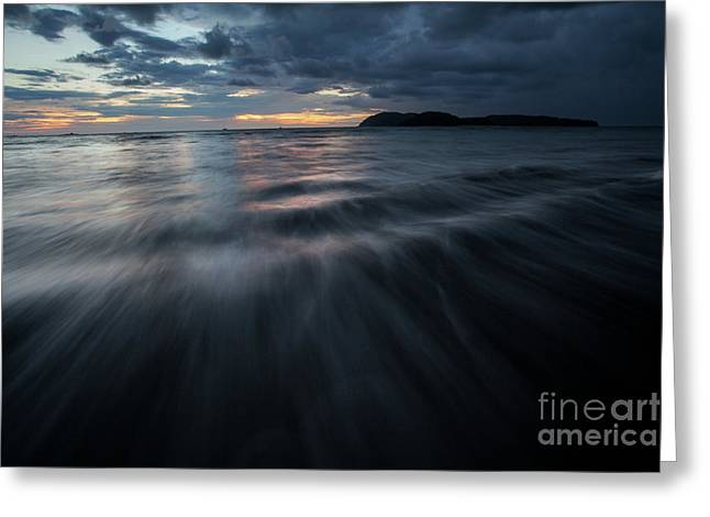 Langkawi Sunset Greeting Card