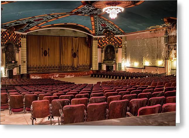 Lansdowne Theater Greeting Card